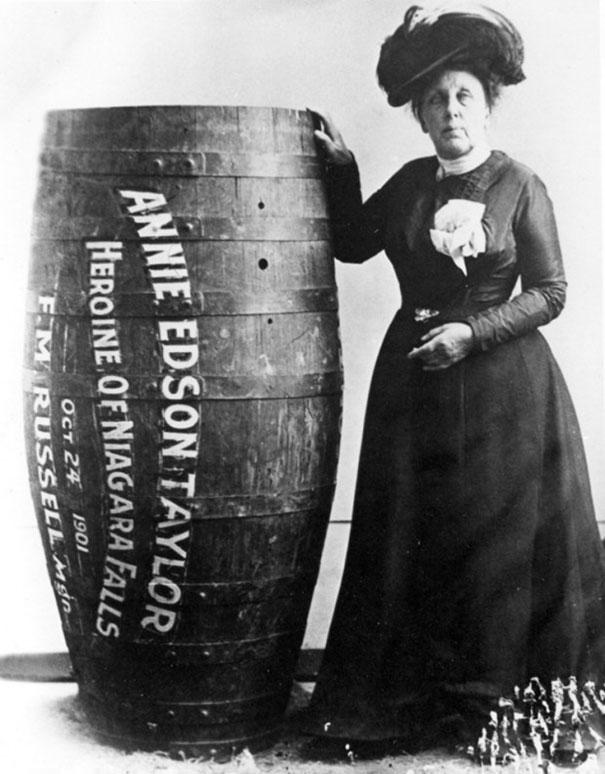Annie Edison Taylor