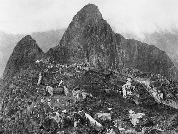 Discovery of Machu Pichu