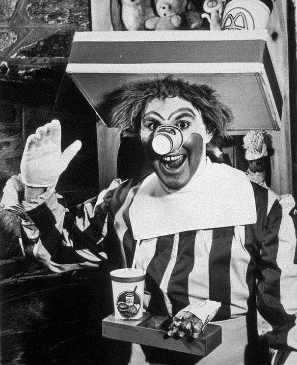 Original Ronald McDonald