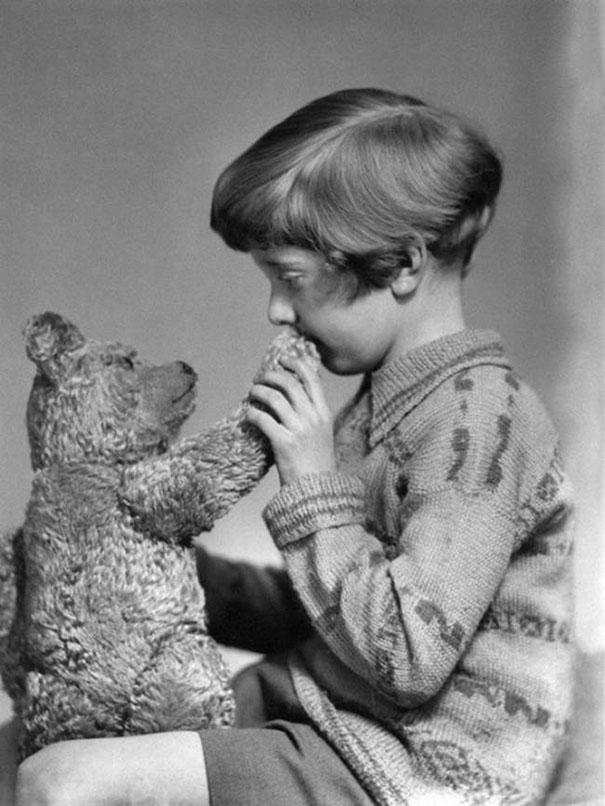 Real Winnie the Pooh