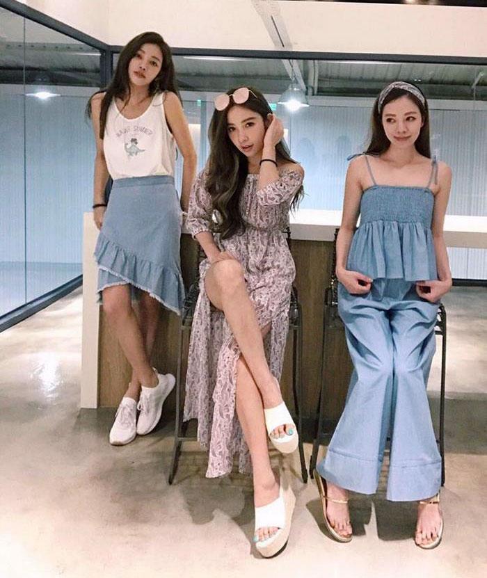 Hsu Sisters